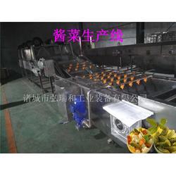 腌菜生产线_酱腌菜生产线设备