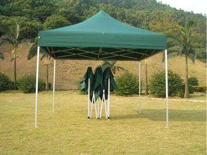 绿色支架帐篷 山东临沂帐篷