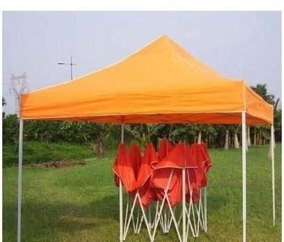 橙色支架帐篷 山东帐篷批发