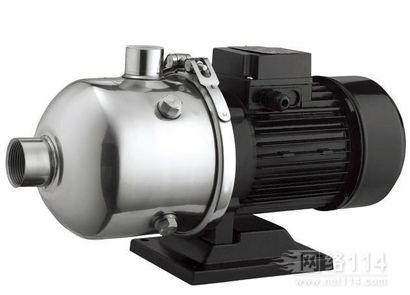 广州CHLF20-30不锈钢耐腐蚀离心泵卧式不锈钢多级增压泵