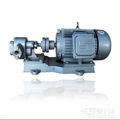 KCF不锈钢齿轮式输油泵齿轮泵厂家直销