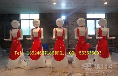 玻璃钢餐厅机器人外壳制作厂家价格