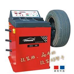 厂家直销轮胎维修保养设备汽车修理厂4S店专用平衡仪96