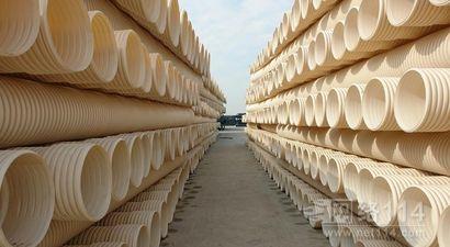 深圳PVC双壁波纹管,深圳PVC管
