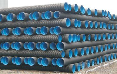 深圳HDPE双壁波纹管,深圳PVC管批发