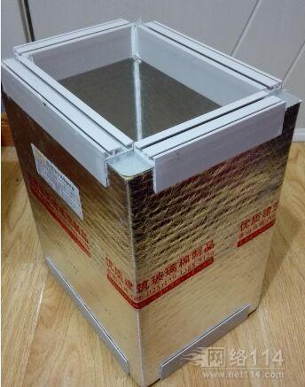 索腾无甲醛环保玻纤复合风管