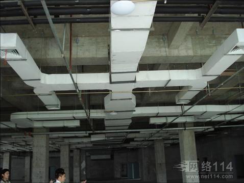中央空调机电设备,工业供热管网保温