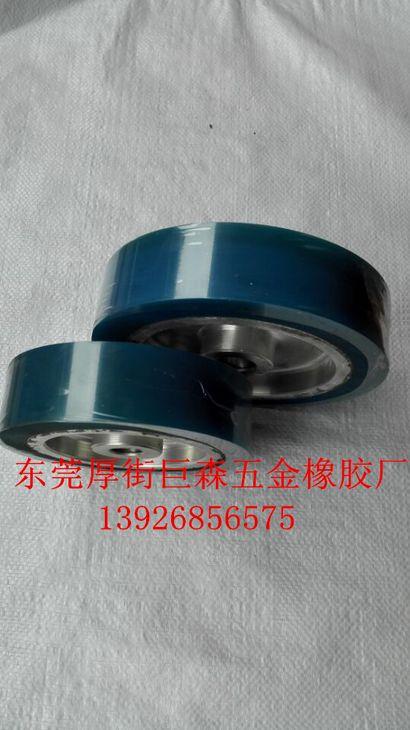 橡胶抛光轮3、精密铸造橡胶抛光轮