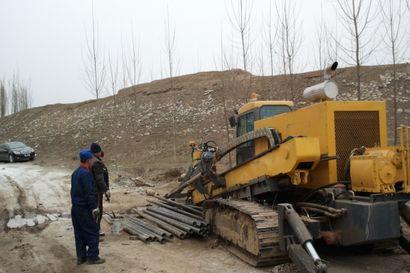 四川非开挖顶管工程