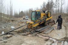 四川顶管施工,四川非开挖顶管工程