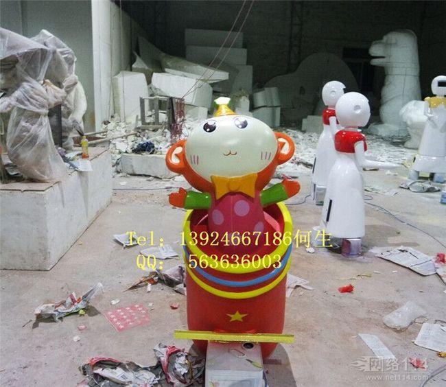 猴年吉祥物雕塑
