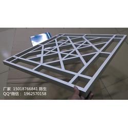 铝型材窗花屏风装饰材料,铝型材隔断,铝格栅窗花