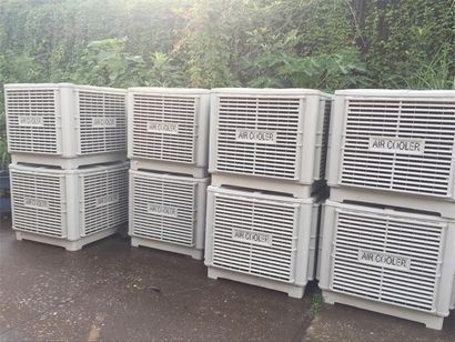 Liuzhou environmental air-conditioning, Guangxi ventilation and cooling project