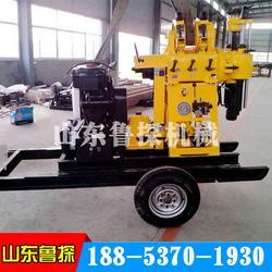 山东鲁探XYX-200轮式勘探钻机