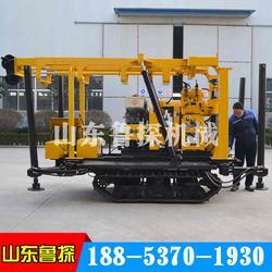 山东鲁探XYD-3履带式勘探钻机