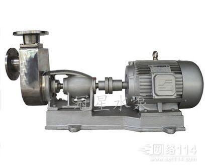 KFX型自吸式耐腐蚀排污泵|广东不锈钢泵