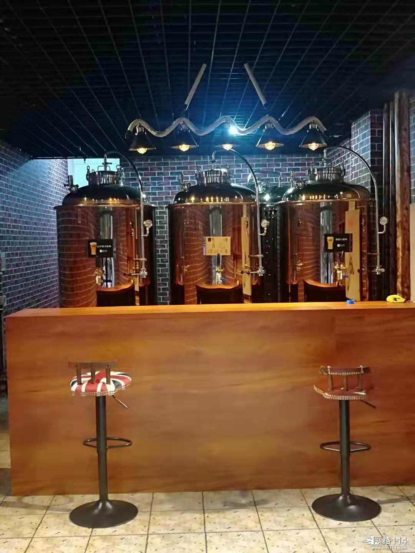 郑州扎啤加盟厂家|郑州大帝科技啤酒设备多少钱
