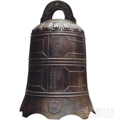 铜钟,寺院祠堂纪念