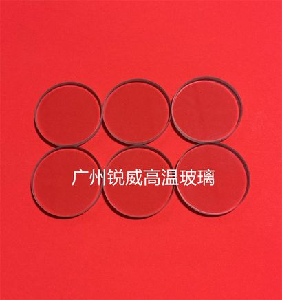 高温壁炉玻璃 高温视窗 找广州锐威 专业特种玻璃厂家
