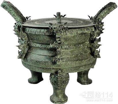 青铜鼎,收藏品青铜器