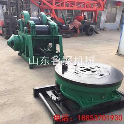 鲁探工程用大口径桩工机械SPJ400大型水井钻机磨盘钻机