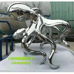 大连白钢雕塑艺术品雕塑工厂