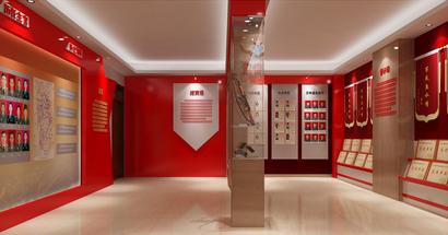 贵州专业廉政文化宣传展厅展馆装修工程报价