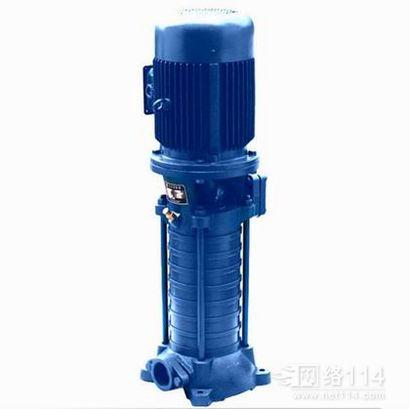 VMP80*15立式多级离心泵价格广东高压泵厂家高层供水增压