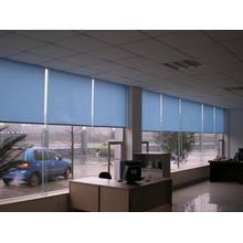 广州越秀区办公室遮光窗帘上门设计安装